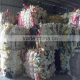 2017 India hot waste PU Foam scrap for rebond foam