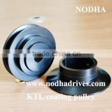 <b>Variable</b> <b>speed</b> <b>pulley</b> KTL coating stock bore