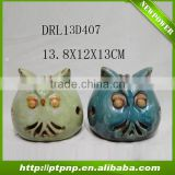 new design ceramic owl plant pots for home and garden