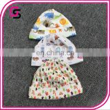 Wholesale lovely baby fashion caps hot selling design baby hats