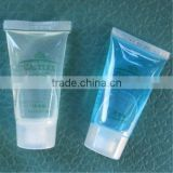 New products PE soft tube hotel bathroom shampoo