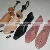 wooden shoe trees & wooden shoe stretchers
