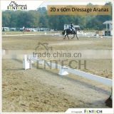 FenTECH high strength Plastic Dressage Arenas