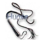 Leather whip, leather flogger, party whip, cosplay toy