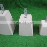 Building foundation lightweight concrete blocks price