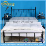 Any Size Is Available White Feather Mattress Topper