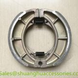 Motorcycle brake shoe for Thunder,weightness of 250g,27years experience