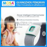 2015 Household New Product for Baby Diginal Thermometer Blutooth Baby Thermometer IFever Monitor Thermometer