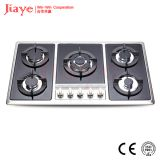 Jiaye Group Stainless steel gas hob/86cm kitchen gas stove/Built in 5 burner gas cooker JY-SG5035