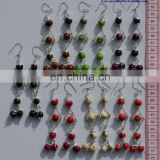Earrings Seed Beads Tropical Plants Ethnic Wholesale Fashion Costume Jewelry