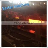 overseas service seamless steel pipe making machine, seamless steel pipe production line