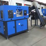 28mm 4 Cavity full automatic bottle pet preform blowing machine