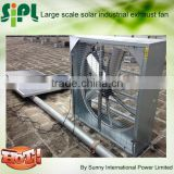 Vent tool 2016 hot sell solar panel Greenhouse Heavy Duty Wall Exhaust Fan for Air Cooler