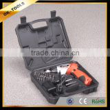 2015 new design mini 3.6V Cordless Screwdriver of power tools tool box manufacturer China wholesale alibaba supplier