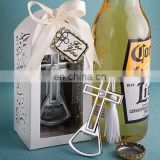 Cross Themed Bottle Opener Favors