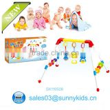 2016 high quality baby play mat baby gym toy for sale