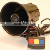 High quality cheap price of alarm sirens car horn 3 sound with button