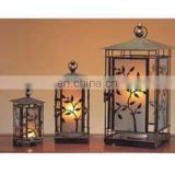 Decorative Leafs Lanterns