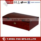 high quality large jewelry box for both watches and jewelries