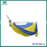 Factory hot selling hiking hammock