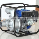 9HP Gasoline water pump 4inch hot sell motorbumba