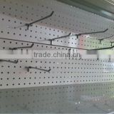 Chrome Pegboard Hook