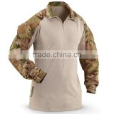 Digital camouflage military uniform army combat shirt