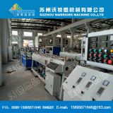 Φ16-40 PVC Dual Pipe Production Line,electrician pipe extrusion equipment