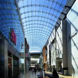 Prefabricated structures space frame dome shopping mall