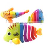 Rainbow Clownfish Wind-up Toy Wag Boy and Tail