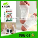 bamboo detox health care products japanese version detox foot patch factory OEM low price