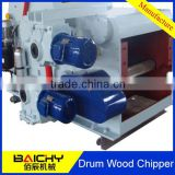 Non-<b>Wood</b> <b>Raw</b> <b>Material</b> Processing Drum Chipper