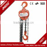 construction hoist 2 ton VC manual chain hoist/chain block