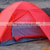 two layer waterproof professional outdoor sports camping tent, camping tent 1 person