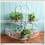 3 Tier Wrought Iron Plant Stand