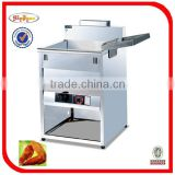 electric deep fryer/vertical electric temperature-controlled fryer DF-5G(0086-13580546328)