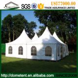 8 x 8 Meter Outdoor Luxury Big Clear Span Aluminum Hotel Tent For Sale