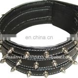 LARGE STUD DOG COLLAR FOR BIG SIZE DOGS.