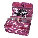 Women Hanging Casual Cosmetic Toiletry Hanging Makeup Travel Storage Organizer Bag