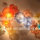 Wall art xo-0881-0 and glass platter wall decoration and wall light and decorative wall plate
