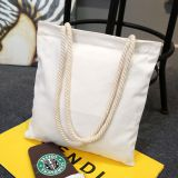Durable Eco-Friendly Cheap Customized Promo Canvas Bagags for Women