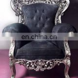 Wooden Baroque Chair Bkc-10