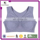 Impact Level hot sell top quality comfortable shock absorber sports bra