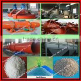 High efficiency Organic fertilizer production line, Chicken Manure granulating production line