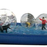 Inflatable Water Zorb Ball/Water Polo Ball/ Water Walking Ball on sale !!!