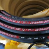 High Pressure DIN Standard Professional Factory Flexible 4SP Hydraulic Hose