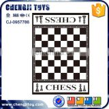 High quality outdoor beach play game plastic giant chess set
