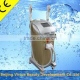 Competitive Price Of OPT IPL Depilation Painless Machine/IPL Machine With Dual Handle Skin Lifting