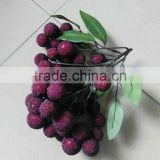 Table decor fruit cheap price factory artificial fruit vegetable