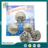 Brand new galvanized wire scourer with low price